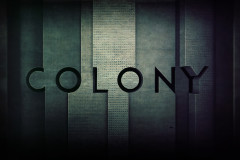 Colony (main title)