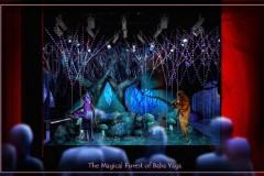 The Magical Forest of Baba Yaga